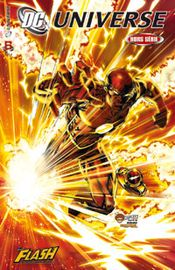 Couverture Flash The Fastest Man Alive