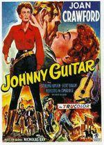 Affiche Johnny Guitar