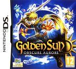 Jaquette Golden Sun : Obscure Aurore