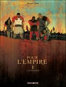 Couverture L'Honneur - Pour l'Empire, tome 1
