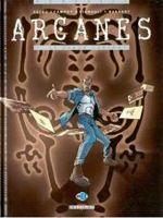 Couverture Le Baron fantôme - Arcanes, tome 1