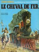 Couverture Le Cheval de fer - Blueberry, tome 7