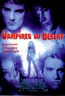 Affiche Les vampires du désert