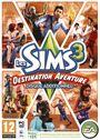 Jaquette Les Sims 3 : Destination Aventure