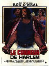 Affiche Le cogneur de Harlem