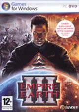 Jaquette Empire Earth III
