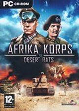 Jaquette Afrika Korps vs Deserts Rats