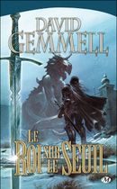 Couverture Le Roi sur le seuil - Le Cycle de Drenaï, tome 2