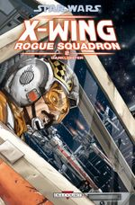 Couverture Darklighter - Star Wars : X-Wing Rogue Squadron, tome 2
