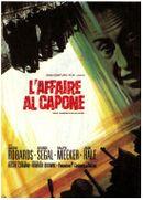 Affiche L'Affaire Al Capone