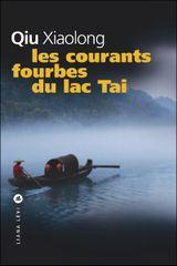 Couverture Les Courants fourbes du lac Tai