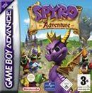 Jaquette Spyro Adventure