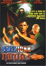 Affiche American Ninja 5