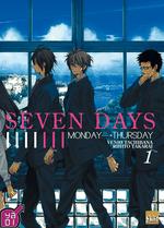 Couverture Seven Days