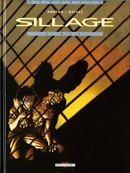 Couverture Q.H.I. - Sillage, tome 7