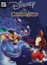 Jaquette Kuzco, l'empereur mégalo