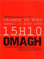 Affiche Omagh