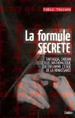 Couverture La formule secrète