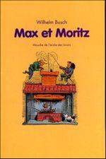 Couverture Max et Moritz
