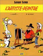Couverture L'Artiste peintre - Lucky Luke, tome 69