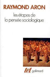 Couverture Les étapes de la pensée sociologique