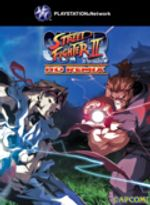 Jaquette Super Street Fighter II Turbo HD Remix