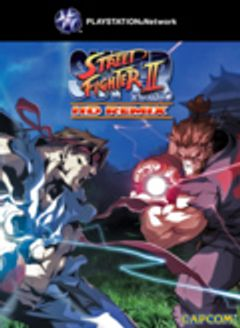 Jaquette Super Street Fighter II Turbo HD Remix