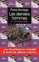 Couverture Les Douze Tribus - Les Derniers Hommes, tome 5