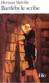 Couverture Bartleby le scribe