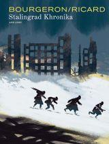 Couverture Stalingrad Khronika, tome 1