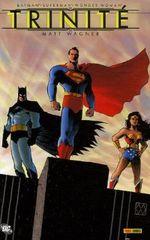 Couverture Trinité : Batman, Superman, Wonder Woman