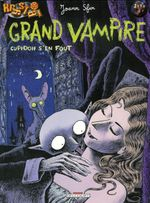 Couverture Cupidon s'en fout - Grand vampire, tome 1