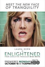 Affiche Enlightened : illuminée
