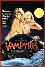 Affiche Vampyres : Daughters of Dracula