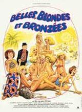 Affiche Belles, blondes et bronzées