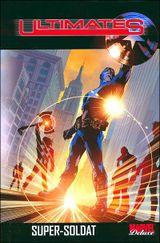 Couverture Super Soldat - Ultimates, tome 1