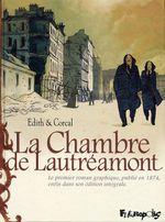 Couverture La chambre de Lautréamont