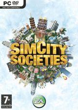 Jaquette SimCity Sociétés