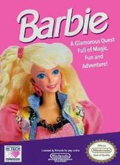 Jaquette Barbie