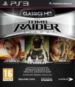 Jaquette The Tomb Raider Trilogy