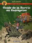 Couverture Guide de la survie en entreprise