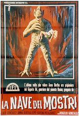 Affiche Le Vaisseau des Monstres
