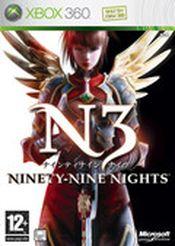 Jaquette Ninety-Nine Nights