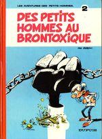 Couverture Des Petits hommes au brontoxique - Les Petits hommes, tome 2