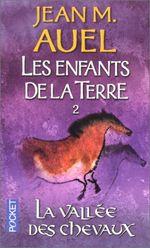 Couverture La Vallée des chevaux - Les Enfants de la Terre, tome 2
