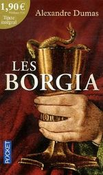 Couverture Les Borgia