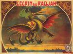 Affiche L'Écrin du radjah