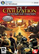 Jaquette Civilization IV : Beyond the Sword