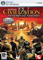Jaquette Civilization IV : Beyond the Sword