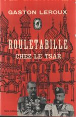 Couverture Rouletabille chez le tsar